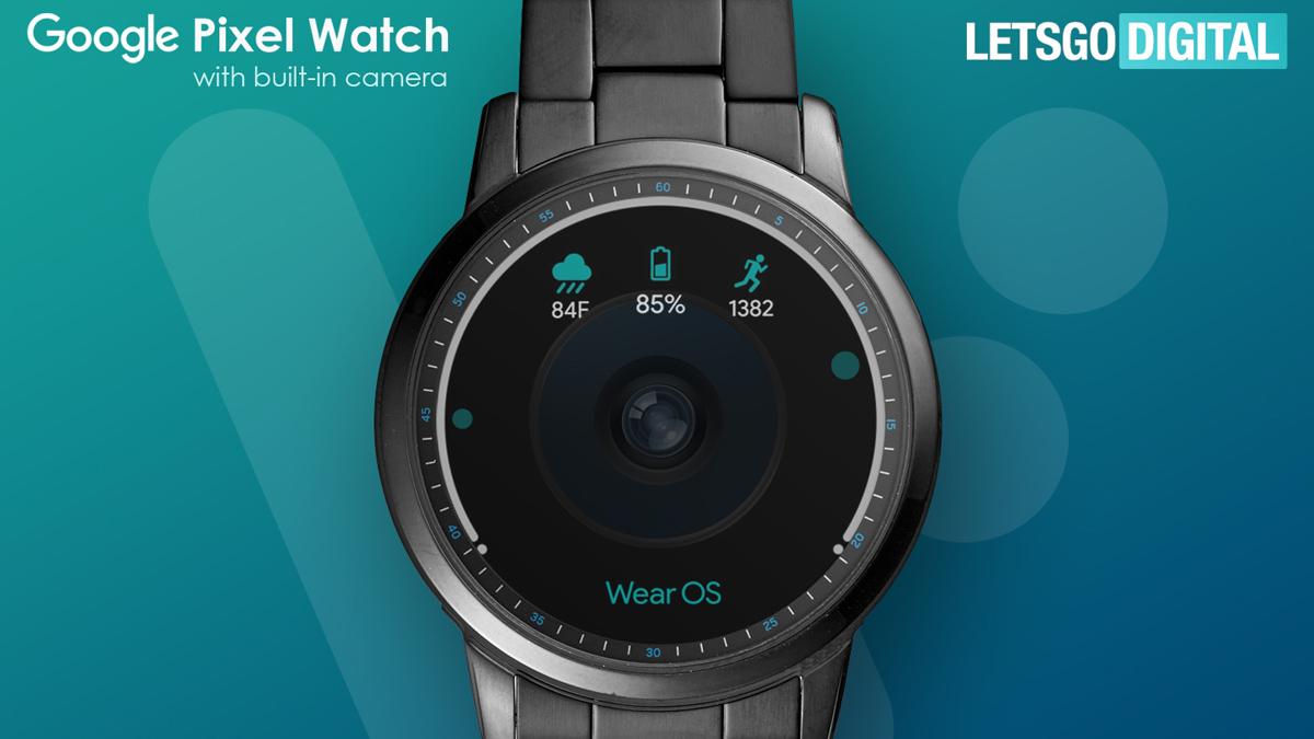 Google développe Pixel Watch avec un appareil photo interne 1