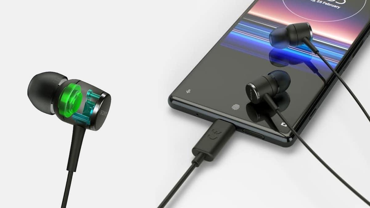 Sony STH50C qulaqlıqları USB Type-C konnektoru və yüksək keyfiyyətli səs ilə işə salınır 1