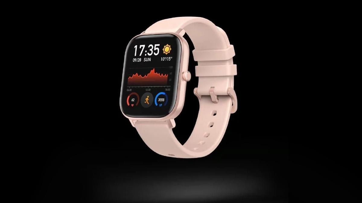 سوف يهزم Huami Apple؛ إطلاق ساعات القفازات بكثافة بكسل أعلى 1