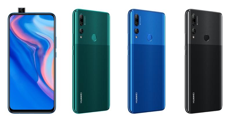 Карактеристики на Huawei Y9 Prime 2019