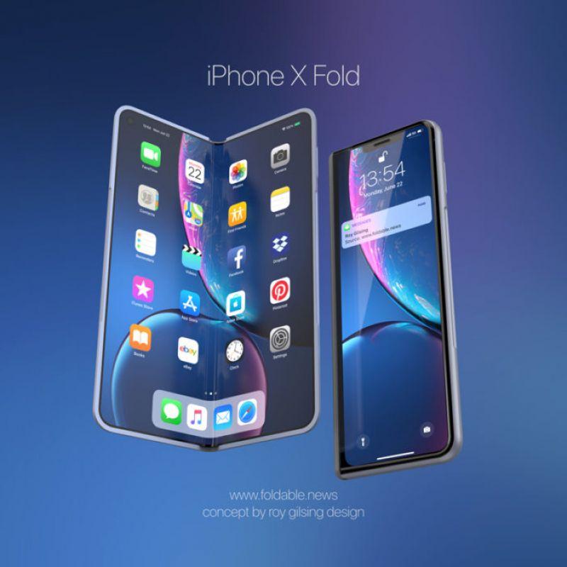 Преклопете го iPad iPad