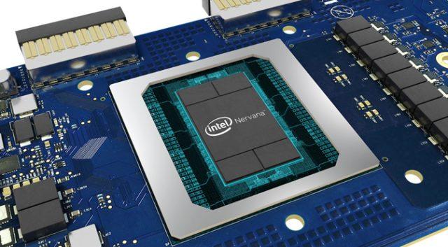 Intel Merinci Inferensi Nervana dan Pelatihan Kartu AI-nya 1