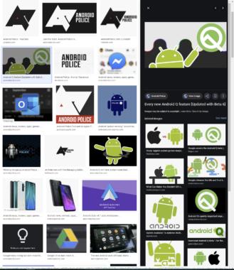 Restaure el diseño antiguo de Google Images con esta extensión del navegador para Chrome y Firefox 1