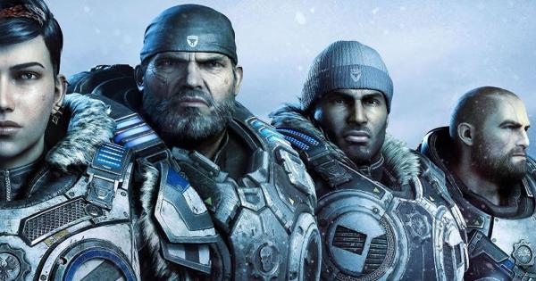 Koalisi mengungkapkan jika kampanye Gears 5 akan memiliki dukungan untuk 4 pemain