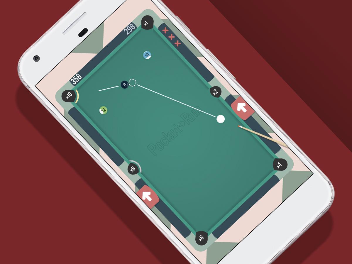 Hər şeyi pulsuz və yükləyin: Pocket Run Pool 1