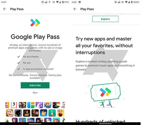 Google Playpass