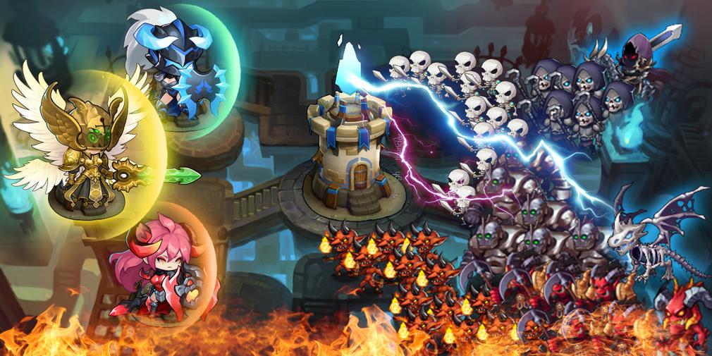 Lords Watch bu ayın sonunda Android üçün yaxınlaşan Tower Defense RPG-dir 2