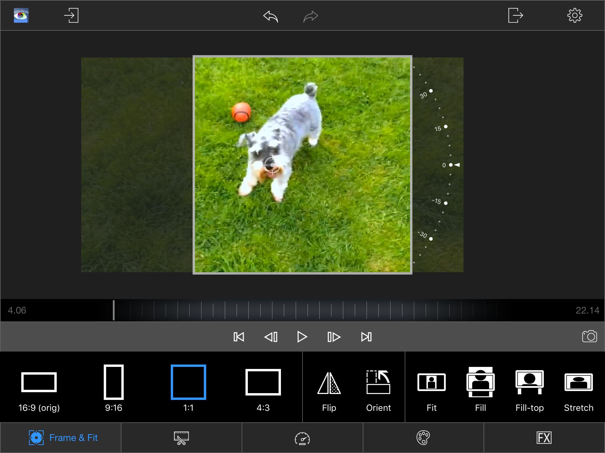 LumaFX - video efektleri uygulamaları sonsuz yorumlar 1