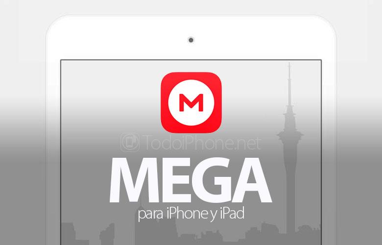 MEGA má dizajn kompatibilný s novým iPadom 2