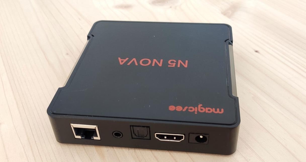 Magicsee N5 NOVA -arvostelu: paras budjetti 4K-TV-ruutu ilmahiirellä 1
