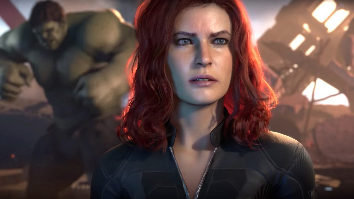 Marvel's Avengers Black Widow
