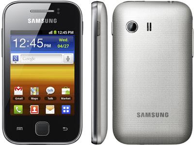 Quraşdırma Galaxy Və S5360 JPLF1 Android 2.3.6 (İran) Rəsmi firmware yeniləməsi 1