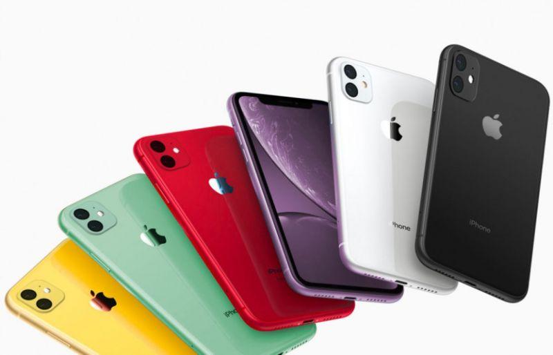 iPhone 11 бои