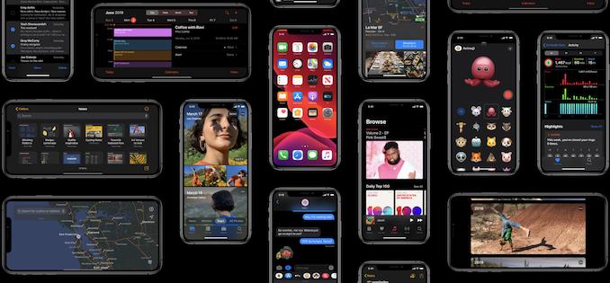 Темен режим, iPadOS и датотека 1