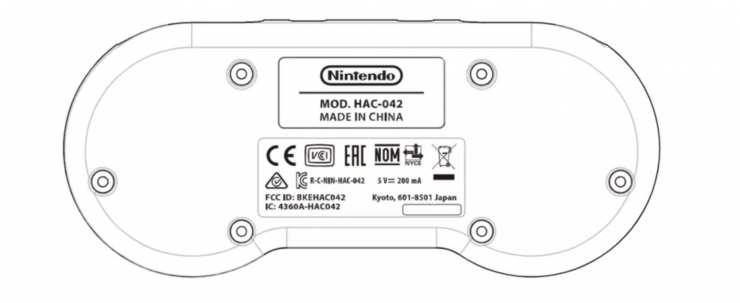 Nintendo lanzará el comando SNES para Switch 2