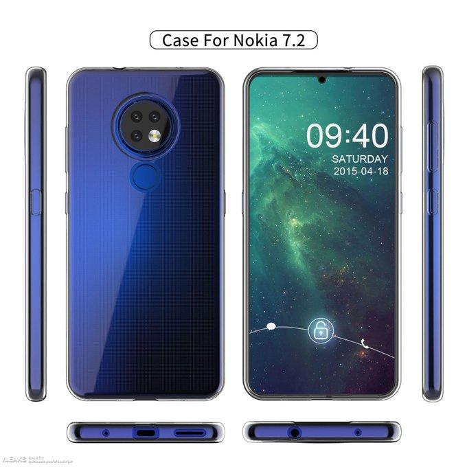 Nokia 7.2 (TA-1178) Çiliyə gələ bilər 1