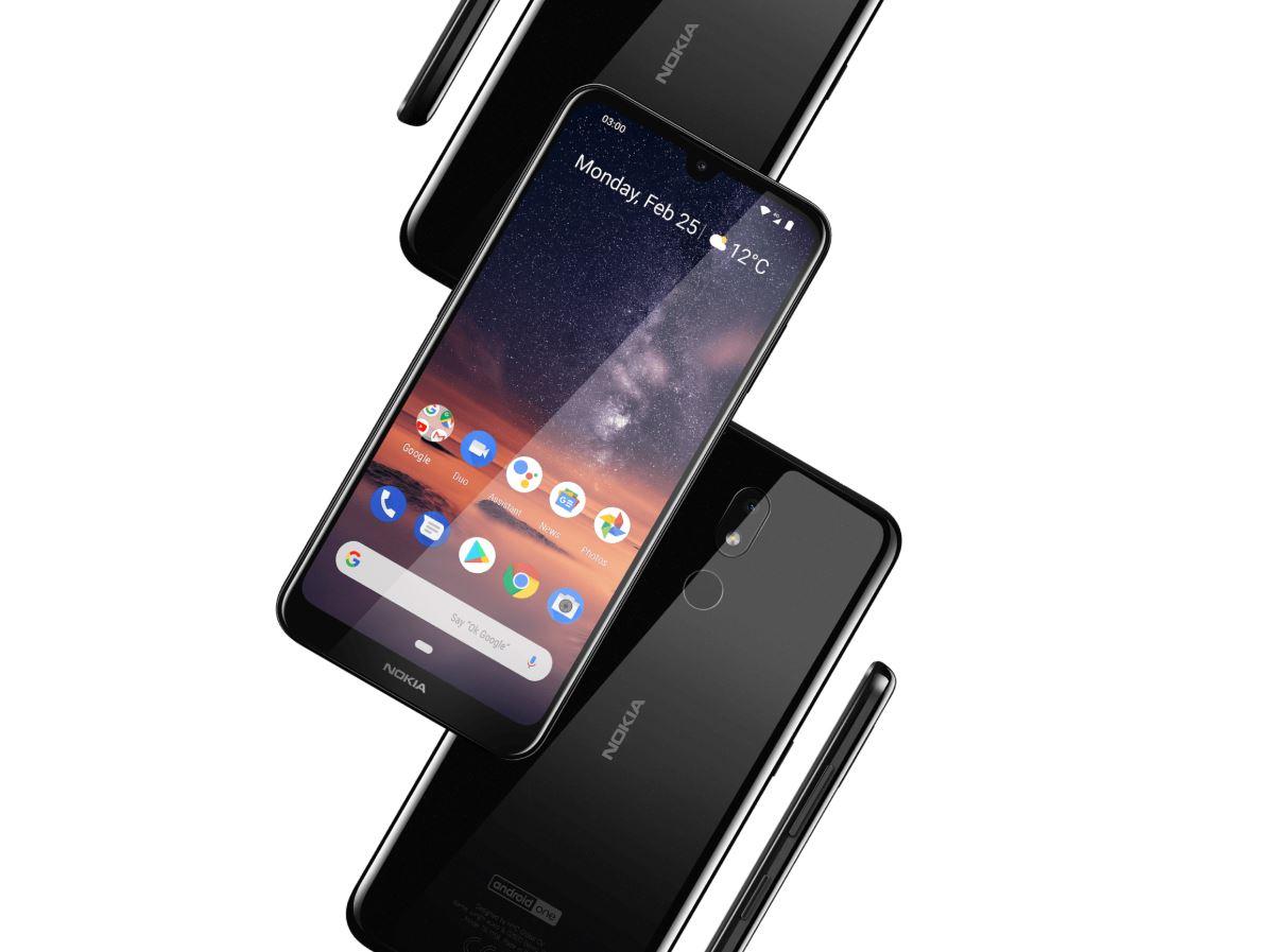 Pembaruan keamanan Agustus tersedia untuk Nokia 3.2 1
