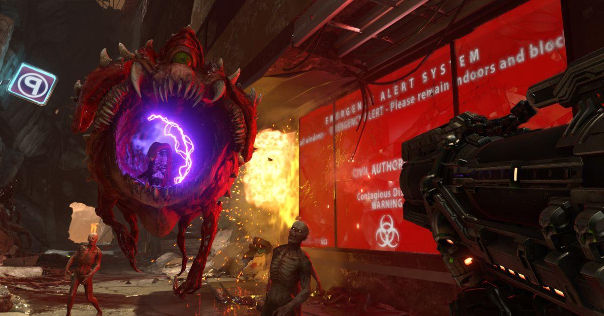Pembicara utama QuakeCon 2019: waktu mulai streaming langsung, detail Doom Eternal 1