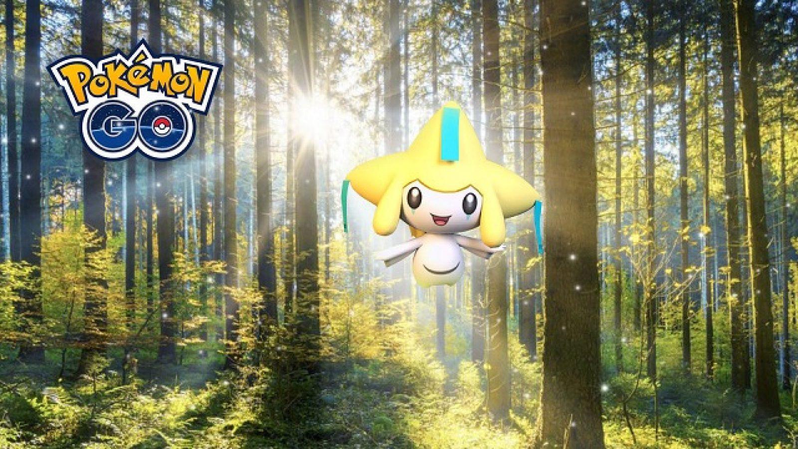Pokémon GO - Seribu Tahun Tidur, Tugas dan Hadiah Penelitian Jirachi 1