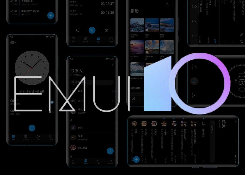 Resmi: ini adalah ponsel Huawei dan Honor yang akan ditingkatkan ke EMUI 10 dengan Android Q