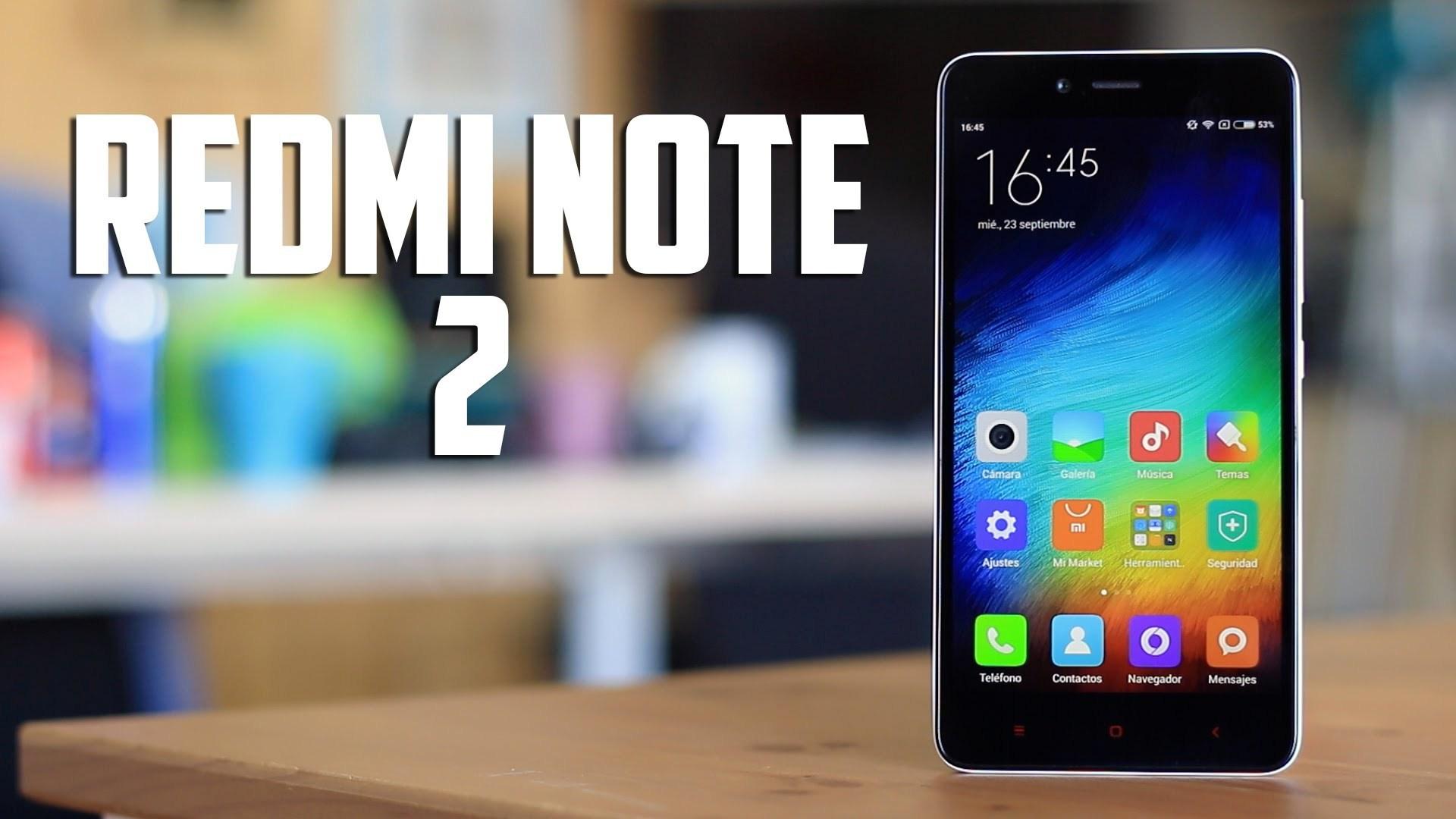 Rooting Xiaomi Redmi Note 2: Bagaimana cara melakukannya? 1