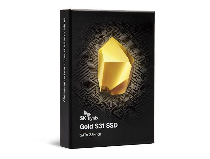 SK Hynix Memasuki Pasar SSD Ritel, Meluncurkan Emas S31 SATA Drives 1