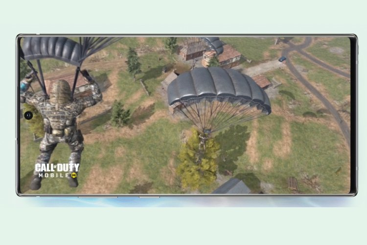 Samsung Galaxy Note  10, Note 10+ Miliki Call of Duty: Mobile Pre-loaded 1