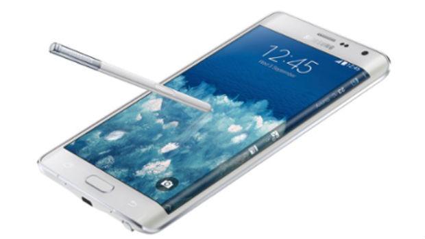 Samsung Galaxy Note  Edge: ulasan tentang ponsel layar kurva