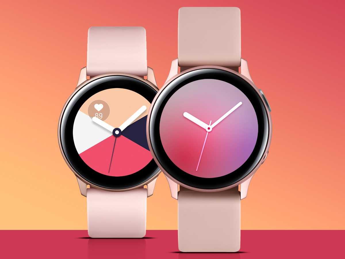 Samsung Galaxy Mira activo 2 vs Galaxy Active Watch: ¿Cuál es la diferencia? 1