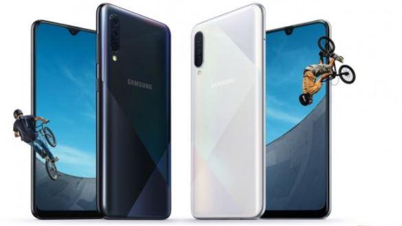 Samsung mengumumkan Galaxy A50s dan A30s dengan kamera yang lebih baik dan spesifikasi yang ditingkatkan 1