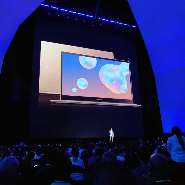 Samsung mengumumkan Galaxy Book S, laptop berbasis ...
