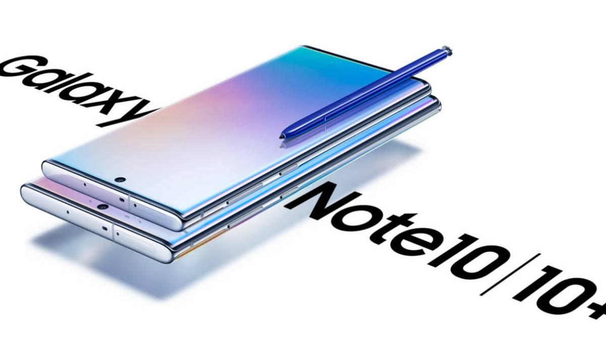 Tout sur Samsung Galaxy Note        10 et 10+: nouveaux designs, 4 appareil photo et prix 1