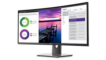 Sekilas: Dell UltraSharp U3419W Curved USB-C Monitor Review 1
