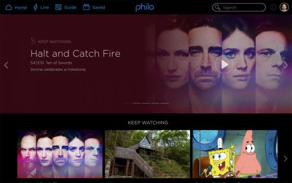 Watch TV Philo