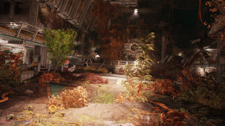 Serangan multipemain pertama Fallout 76, Vault 94, penuh dengan tanaman yang mengerikan
