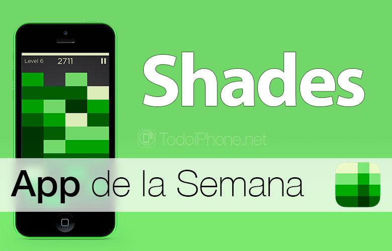 Shades - Aplikasi Minggu Ini di iTunes 1