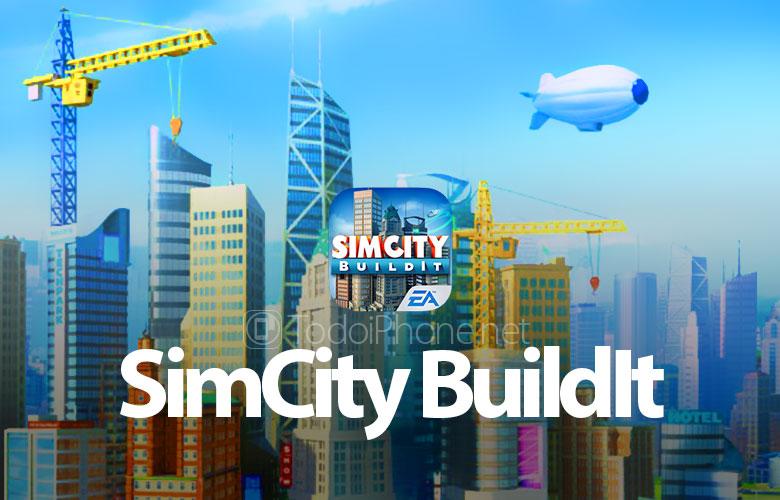 SimCity BuildIt сега е компатибилен со iPhone 4 2