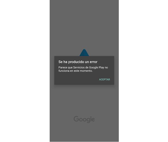 Автоматско грешки на Android на Mi 9