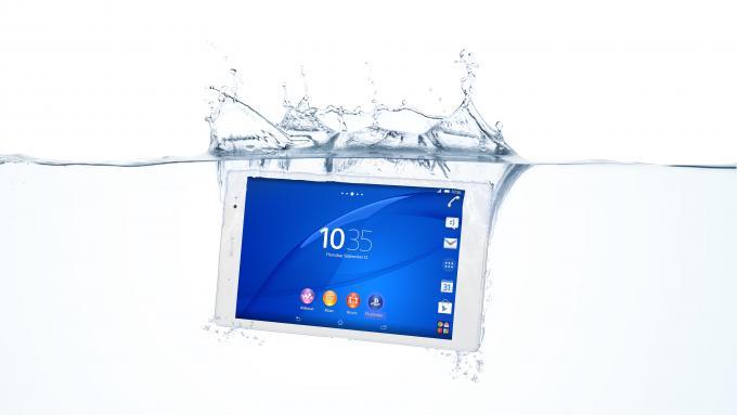 Sony Xperia Z3 Tablet Compact vs iPad Mini dengan Retina Display - perbandingan spesifikasi 1
