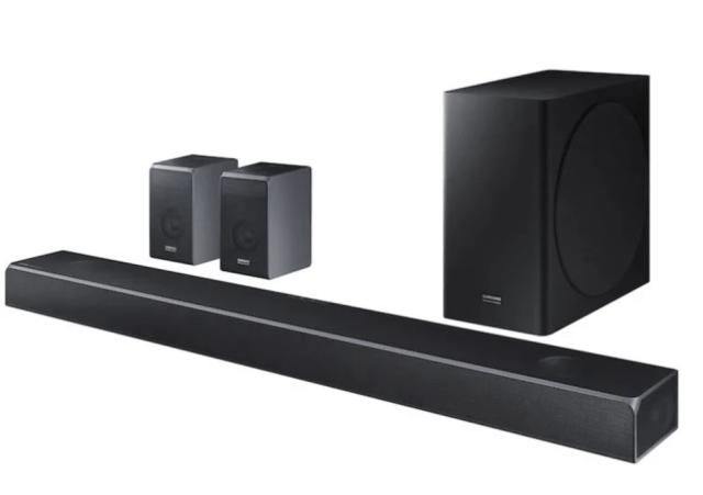 Samsung Q90R Soundbar satılır - 800 dollara qənaət edin