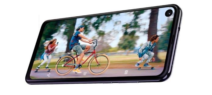 Motorola parie, avec One Action, pour des caméras d'action au format 21: 9 1