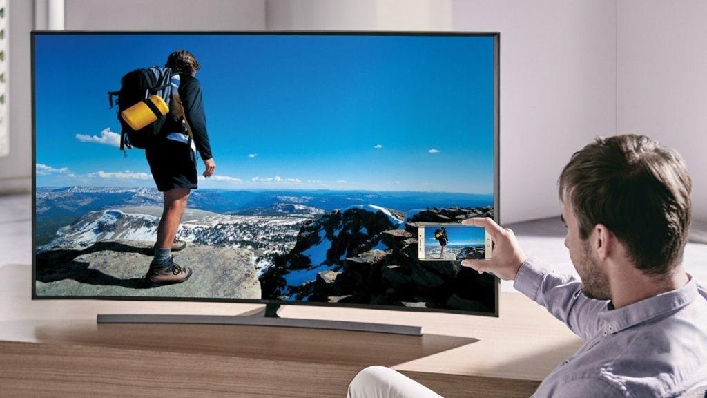 Samsung J5 ilə televiziyaya qoşulun! 2