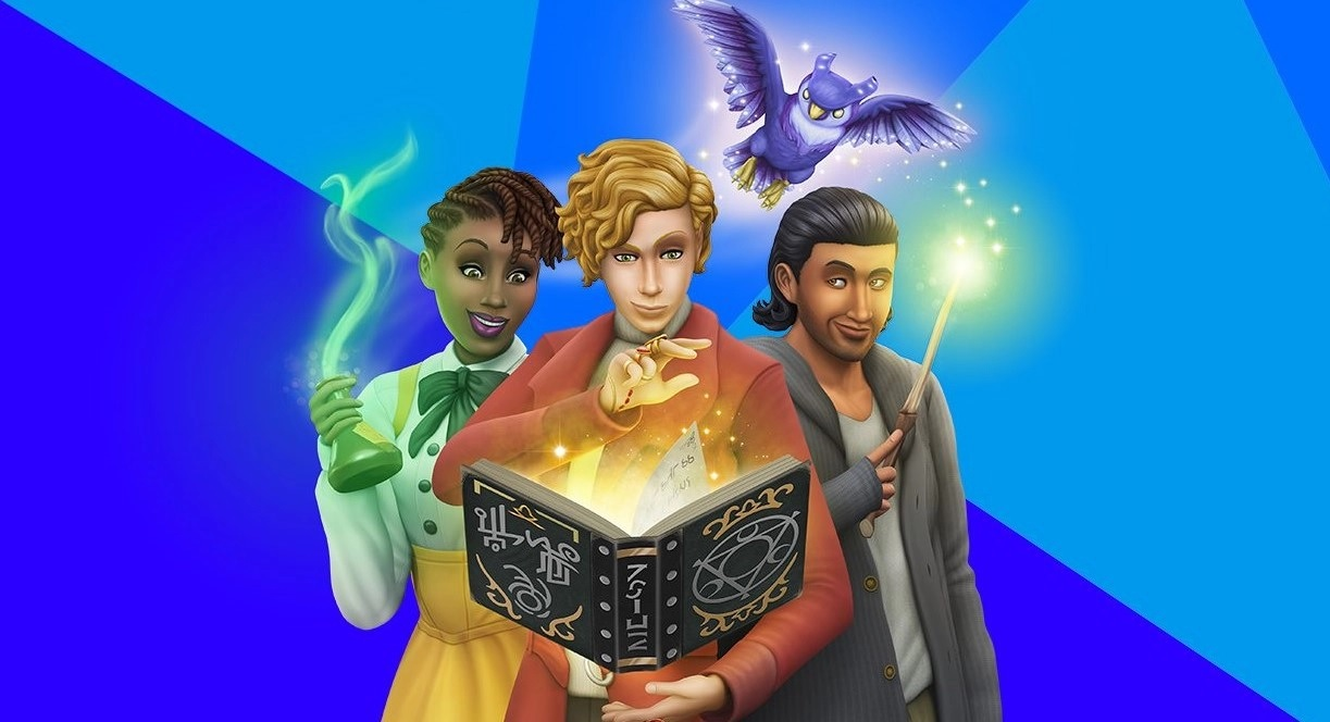 The Sims 4 احصل على السحرية مع حزمة لعبة Realm of Magic الجديدة 1