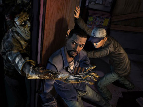 Walking Dead: Episode One Review 1