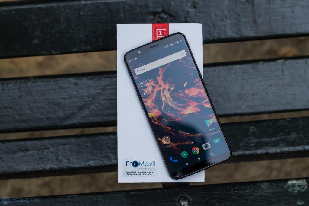 OnePlus 5T baxış 1