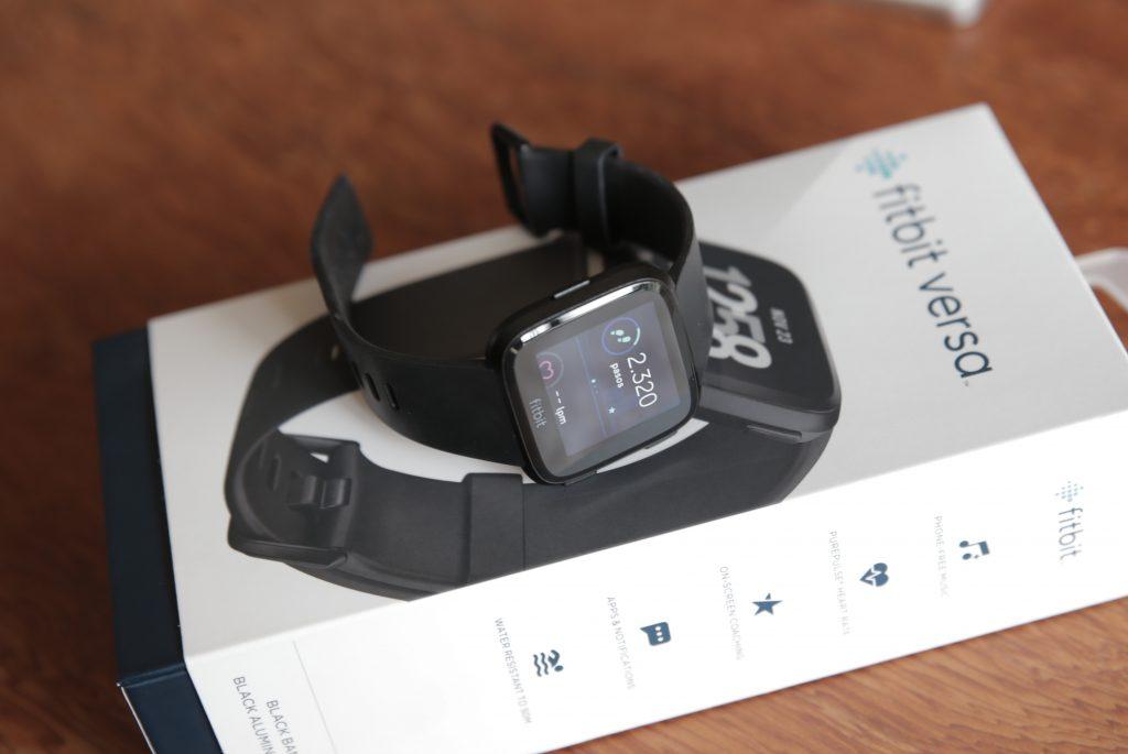 Revisión Fitbit Versa 1