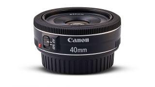 Canon EF 40mm f / icmal 2.8 STM 2