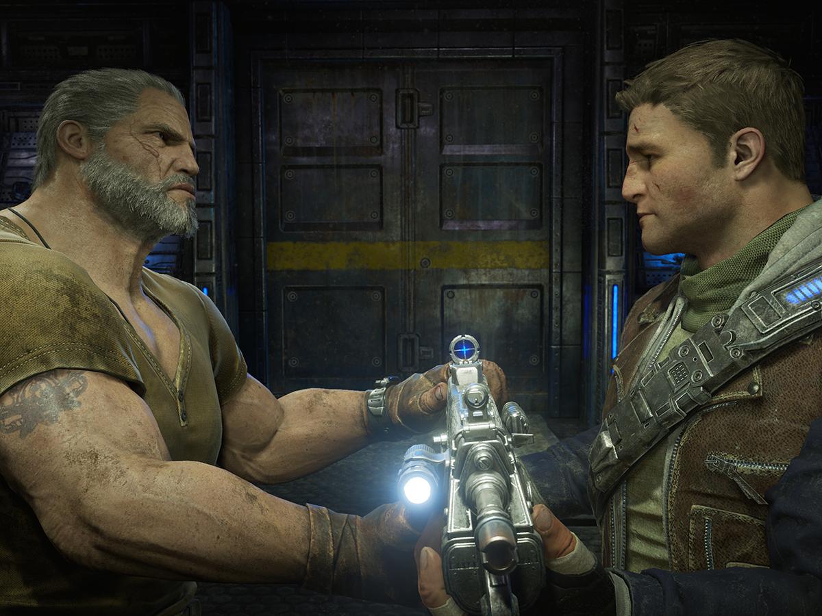 Đánh giá Gears of War 4 1