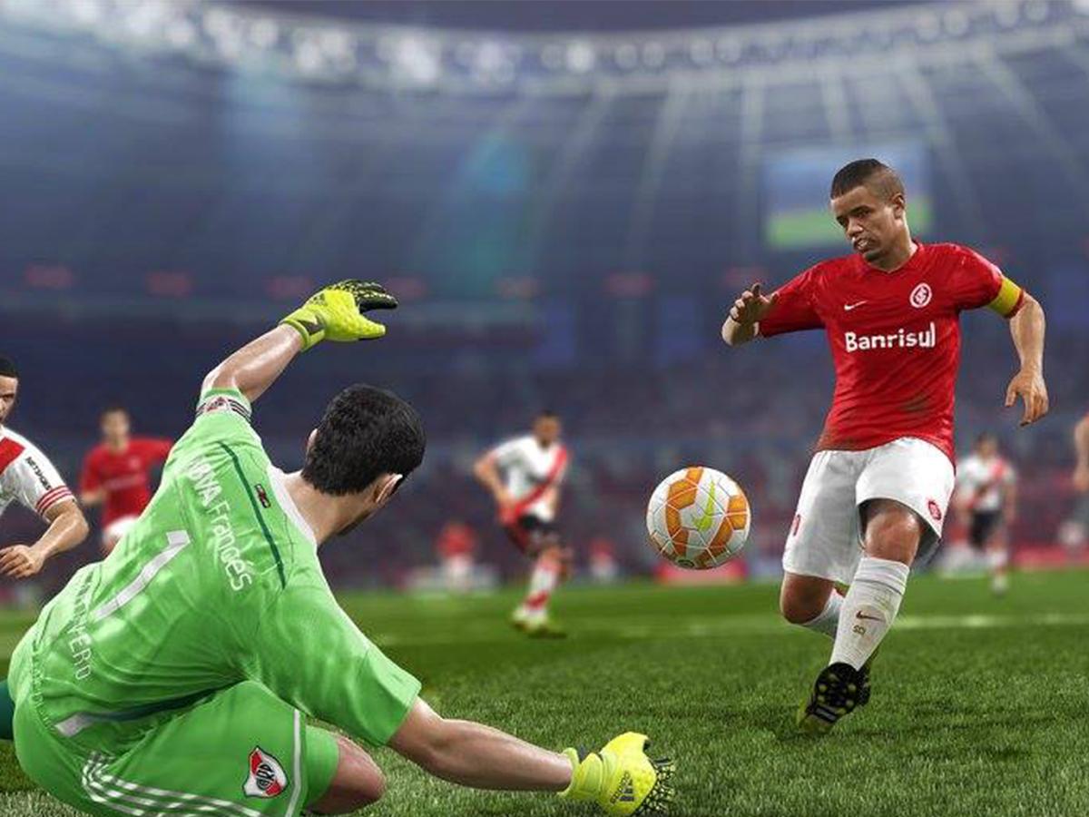 Revisión de Pro Evolution Soccer 2016 1