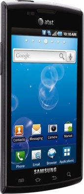 Комментарии Samsung Captivate для смартфонов Android 2